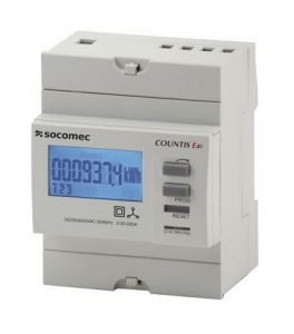 3 Phase Power Meter